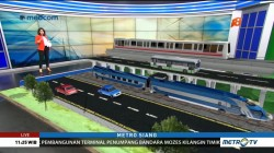Mega Proyek di Tol Jakarta-Cikampek