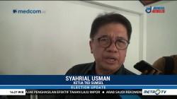Syahrial Oesman Jabat Ketua TKD Jokowi-Ma'ruf di Sumsel