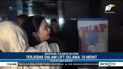 Listrik Padam, Staf Kejati Sulsel Terjebak dalam Lift Selama 10 Menit