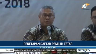 KPU Tunda Penetapan DPT Perbaikan Tahap 2