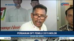TKN Jokowi-Ma'ruf Minta KPU Jelaskan Alasan DPT Stagnan