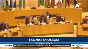 Liga Arab Gelar Pertemuan Bahas Persoalan di Gaza