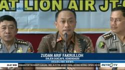 Ditjen Dukcapil Pastikan Seluruh Korban Lion Air Terima Surat Kematian