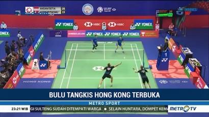 Ahsan/Hendra Melaju ke Semifinal Hong Kong Terbuka