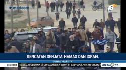 Warga Palestina Kembali Gelar Aksi Protes di Jalur Gaza
