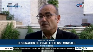 Analysts: Resignation of Israeli Defense Minister Could Hurt Netanyahu