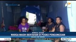 Ribuan Korban Gempa Mamasa Masih Bertahan di Pengungsian