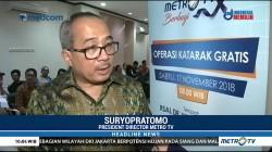 Metro TV Berbagi Peduli Pasien Katarak