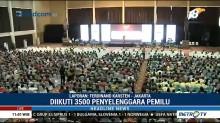 KPU Gelar Rakornas Pemilu 2019 di Jakarta