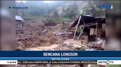 Dua Dusun di Mamasa Diterjang Longsor