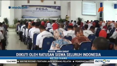 Ratusan Pelajar se-Indonesia Ikuti AMSO