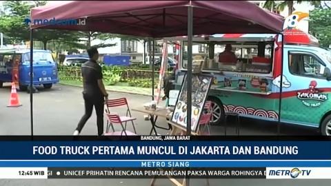 Tren Food Truck
