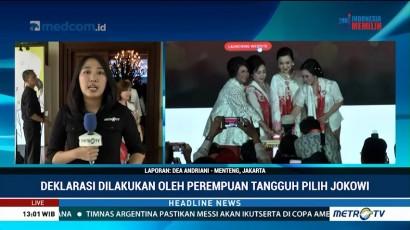 Jokowi-Ma'ruf Dapat Dukungan dari Pertiwi