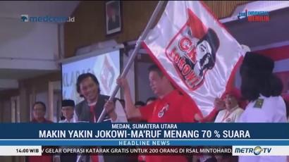Ketua DPC Demokrat Pakpak Bharat Dukung Jokowi-Ma'ruf