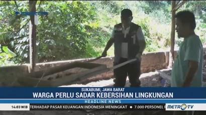 Caleg NasDem Blusukan ke Tempat Pembuangan Sampah