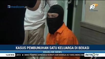 Cari Barang Bukti Linggis, Polisi Bawa HS ke Kalimalang