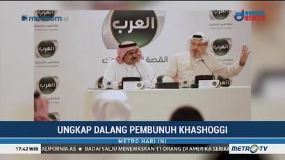 Mengungkap Dalang Pembunuhan Khashoggi