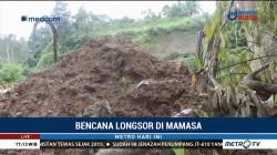 Alat Berat akan Didatangkan ke Lokasi Longsor di Mamasa