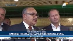 Ironi Papua Nugini Jadi Tuan Rumah KTT APEC 2018