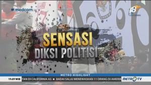 Sensasi Diksi Politisi