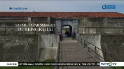Tapak-tapak Sejarah di Bengkulu (1)