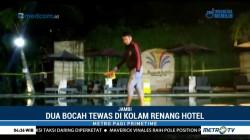 Dua Bocah Tewas Tersengat Listrik di Kolam Renang Hotel