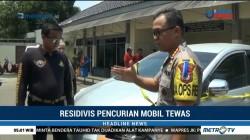 Residivis Pencuri Mobil Ditembak Mati di Tangerang