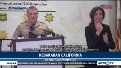 Korban Hilang Kebakaran California Melonjak jadi 1.011