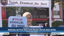 Warga dan Aktivis Beri Dukungan untuk Baiq Nuril