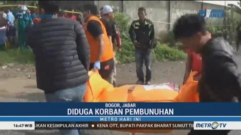 Identitas Mayat dalam Drum di Bogor Terungkap