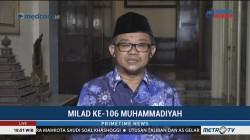 Milad ke-106 Muhammadiyah, Ta'awun untuk Negeri