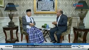 Wawancara Khusus Bersama KH Ma'ruf Amin (1)