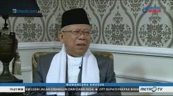 Wawancara Khusus Bersama KH Ma'ruf Amin (2)