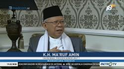 Wawancara Khusus Bersama KH Ma'ruf Amin (4)