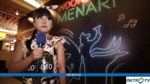 1.500 Peserta Ikut Indonesia Menari 2018 di Jakarta