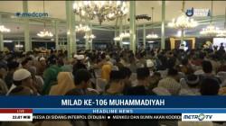 JK Terima Penghargaan di Milad ke-106 Muhammadiyah