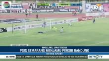PSIS Semarang Tekuk Persib Bandung 3-0
