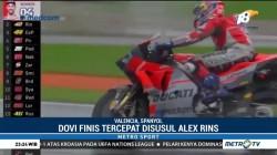 Dovizioso Rebut Juara MotoGP Valencia