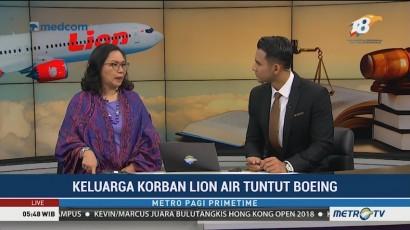 Gugatan Keluarga Korban Lion Air Atas Boeing (2)