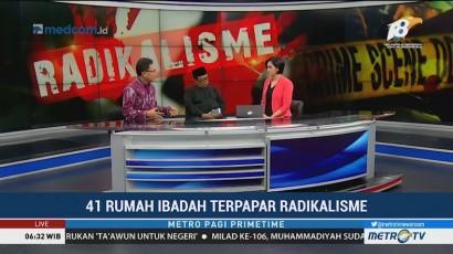 Pemerintah Diminta Serius Tindaklanjuti Temuan 41 Masjid Terpapar Radikalisme