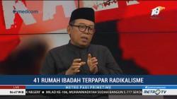 Takmir Masjid Garda Terdepan Tangkal Radikalisme