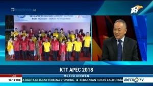 Ulasan KTT APEC 2018