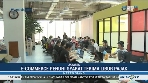 Industri Digital Bisa Dapat <i>Tax Holiday</i>