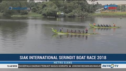 19 Tim Sudah Tersingkir dari Siak Internasional Serindit Boat