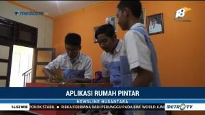 Pelajar di Semarang Ciptakan Aplikasi Rumah Pintar