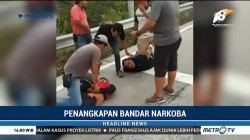 Dua Bandar Narkoba Ditangkap di Tol Surabaya-Mojokerto