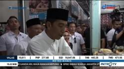 Jokowi Blusukan Pantau Harga Sembako