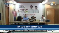 TKN Jokowi-Ma'ruf Soroti DPT Hasil Perbaikan Tahap II