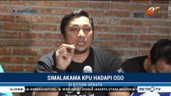 Polemik Pencalonan OSO sebagai Anggota DPD