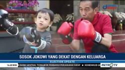 Kedekatan Jokowi dengan Keluarga